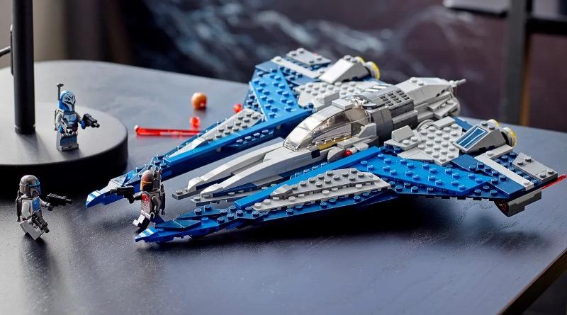 LEGO Star Wars 75316 Mandalorian Starfighter featured