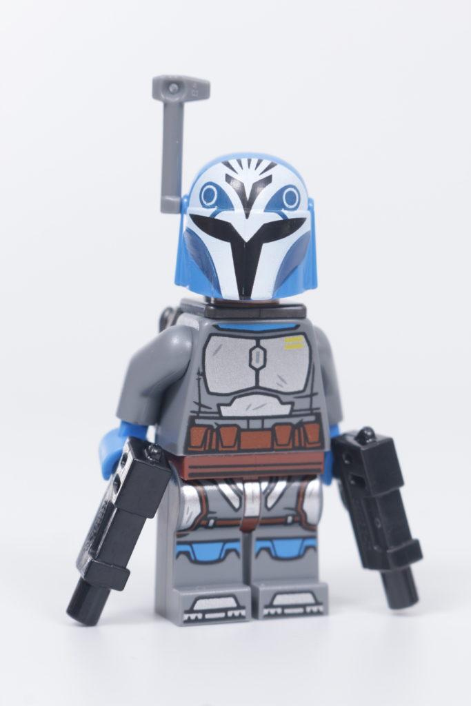 LEGO Star Wars 75316 Mandalorian Starfighter review 17