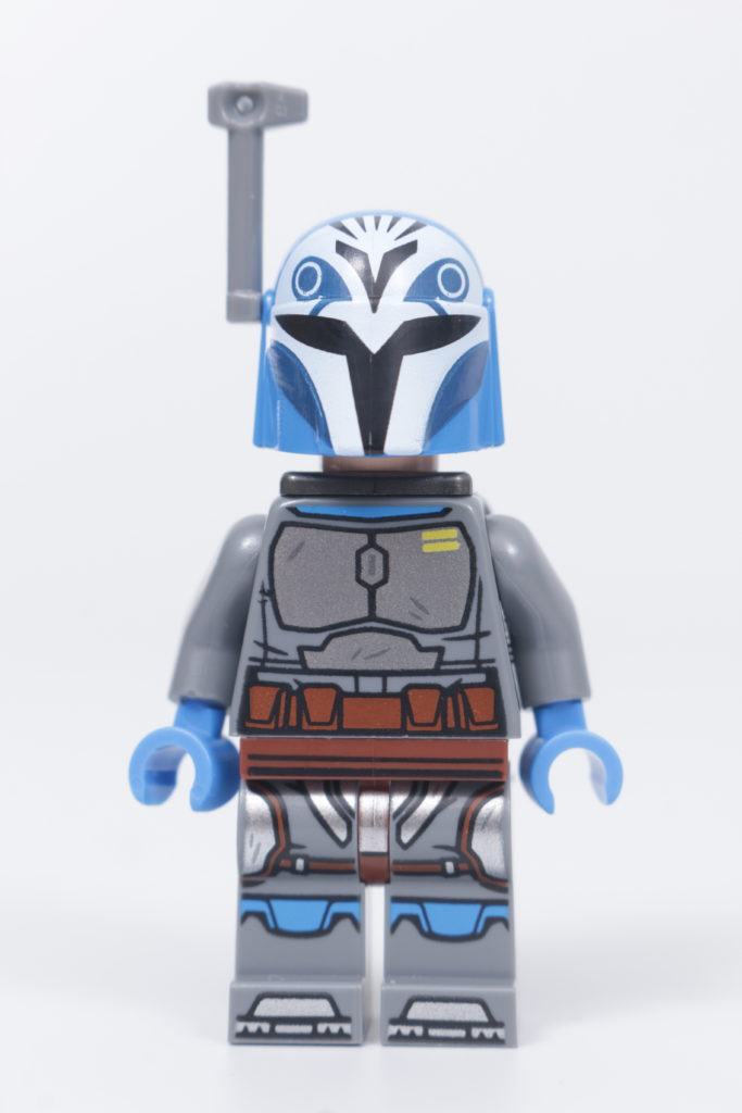 LEGO Star Wars 75316 Mandalorian Starfighter review 18