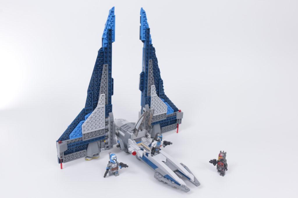 LEGO Star Wars 75316 Mandalorian Starfighter review 2