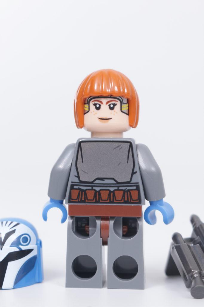 LEGO Star Wars 75316 Mandalorian Starfighter review 20