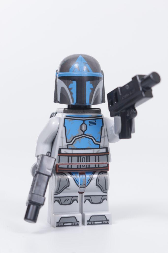 LEGO Star Wars 75316 Mandalorian Starfighter review 21