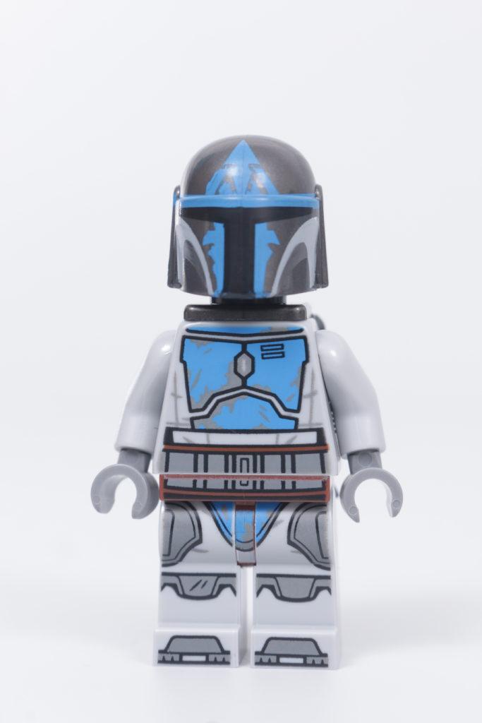 LEGO Star Wars 75316 Mandalorian Starfighter review 22