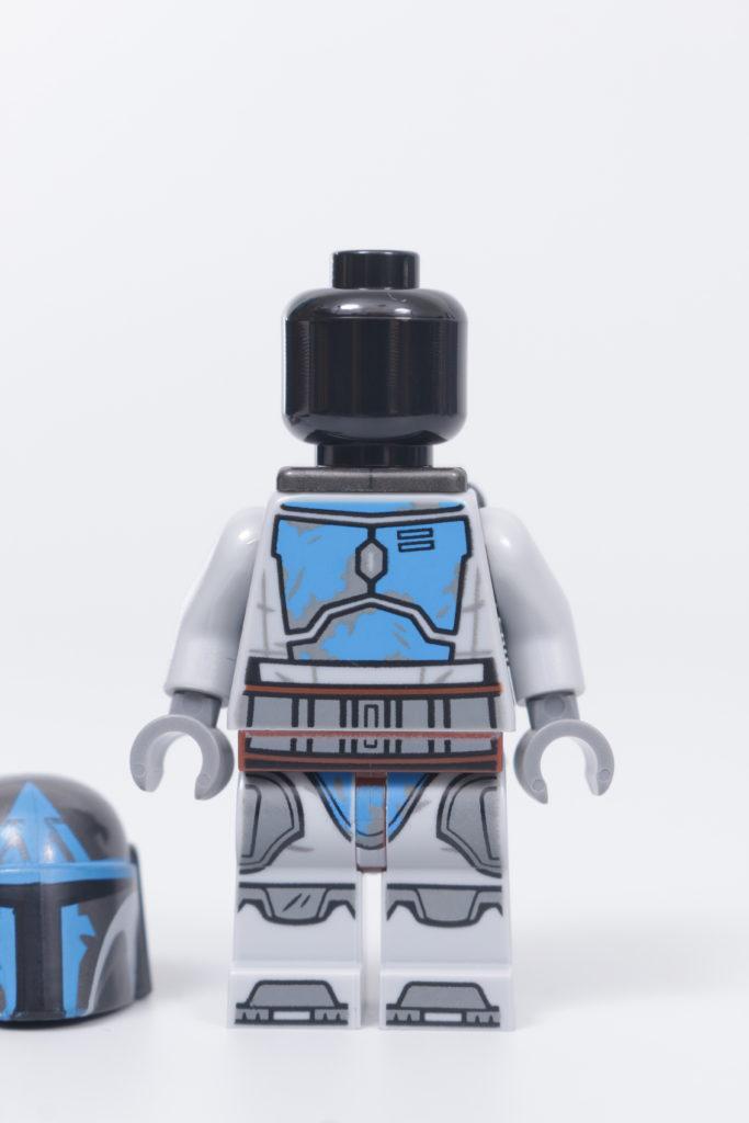 LEGO Star Wars 75316 Mandalorian Starfighter review 23