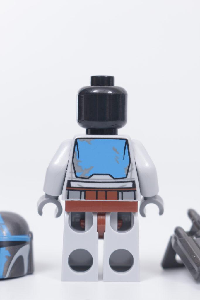 LEGO Star Wars 75316 Mandalorian Starfighter review 24