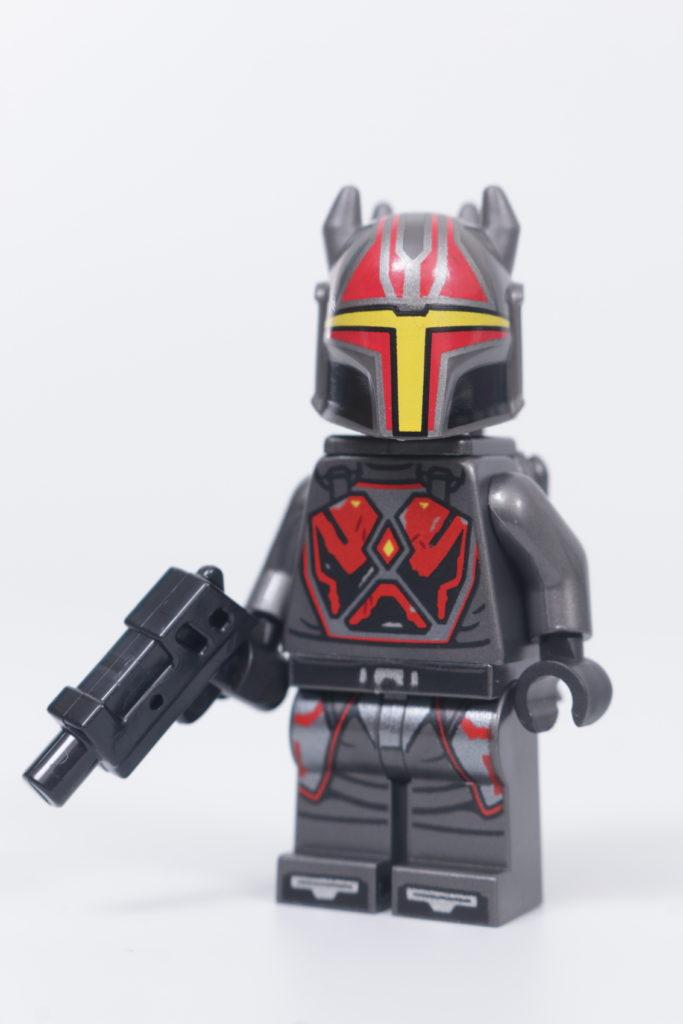 LEGO Star Wars 75316 Mandalorian Starfighter review 25