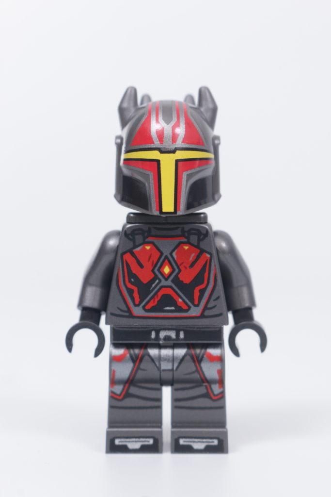 LEGO Star Wars 75316 Mandalorian Starfighter review 26