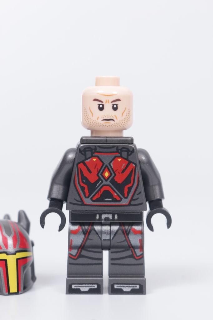 LEGO Star Wars 75316 Mandalorian Starfighter review 27