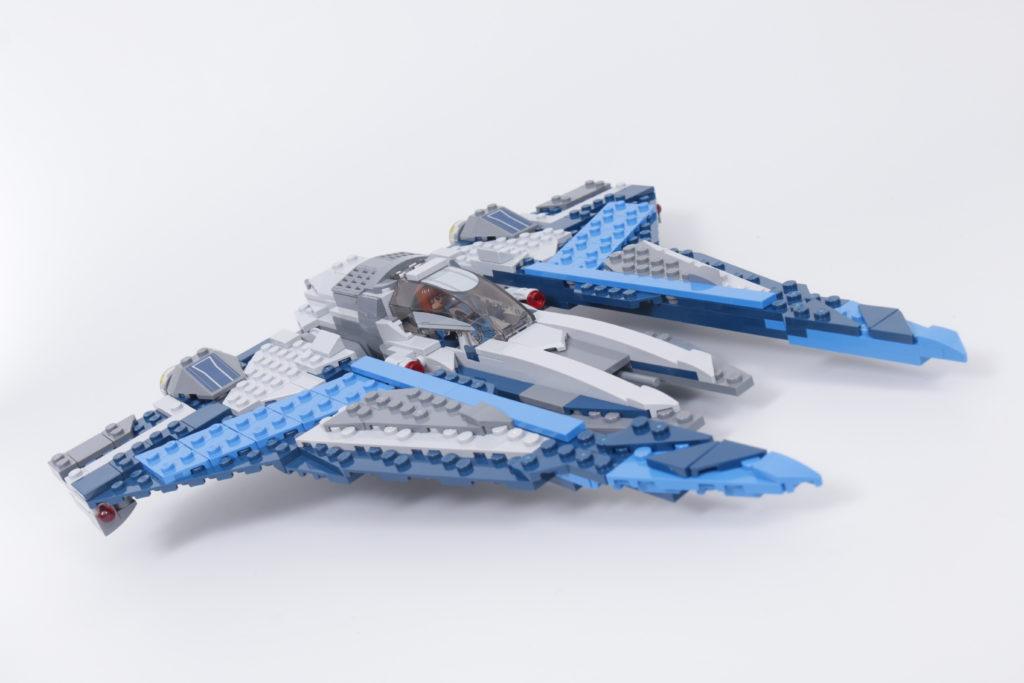 LEGO Star Wars 75316 Mandalorian Starfighter review 3