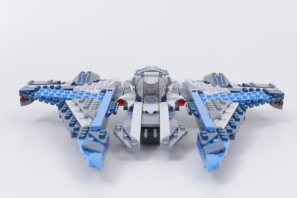 LEGO Star Wars 75316 Mandalorian Starfighter review 4
