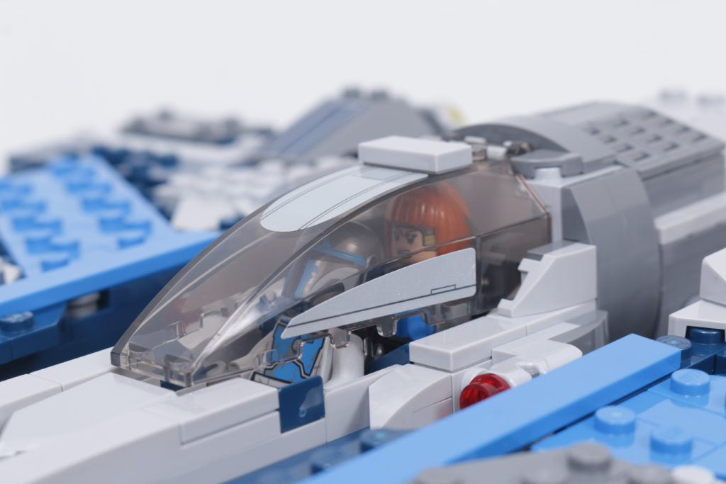 LEGO Star Wars 75316 Mandalorian Starfighter review 5