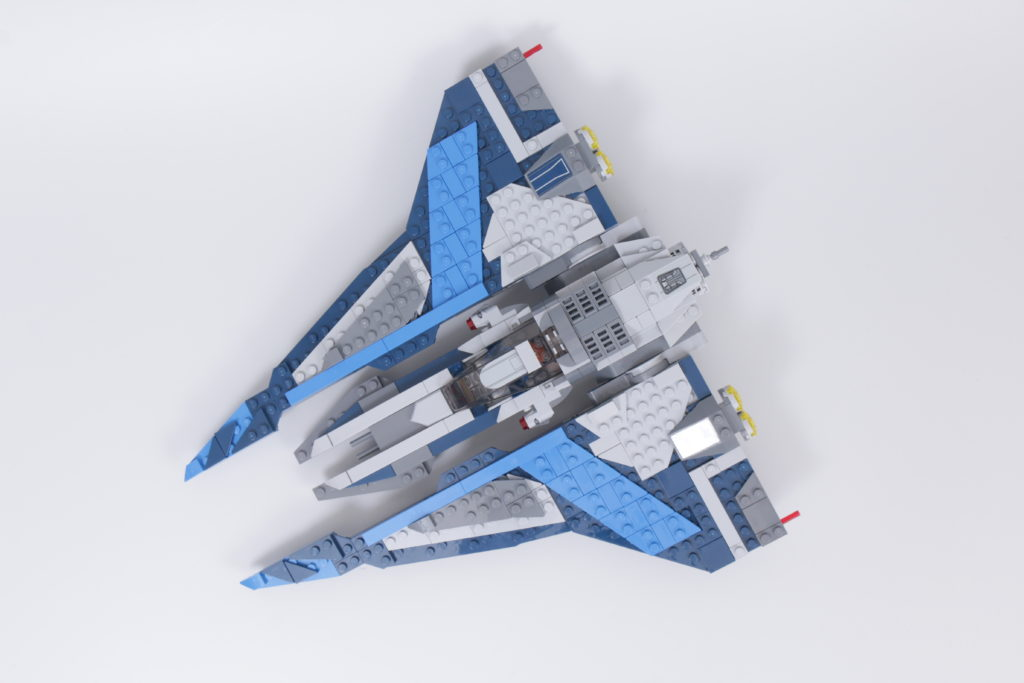 LEGO Star Wars 75316 Mandalorian Starfighter review 7