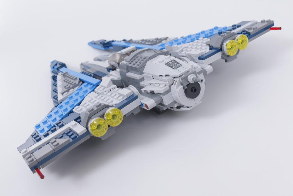 LEGO Star Wars 75316 Mandalorian Starfighter review 8