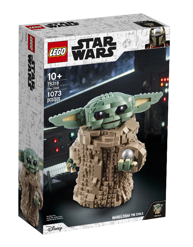 LEGO Star Wars 75318 The Child 11