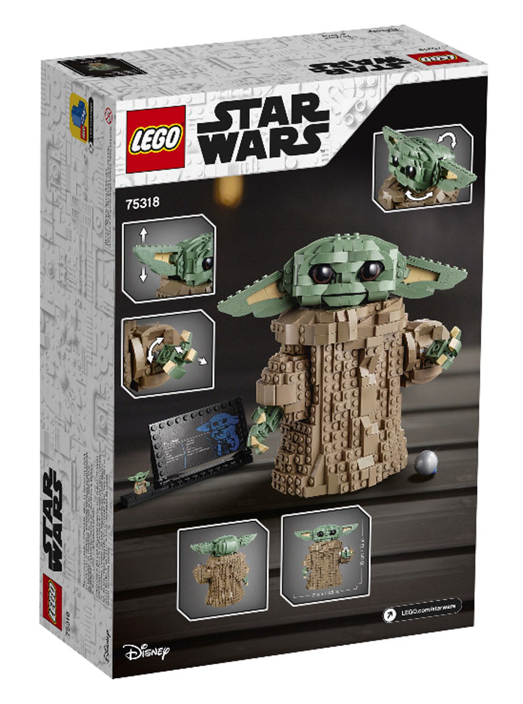 LEGO Star Wars 75318 The Child 12
