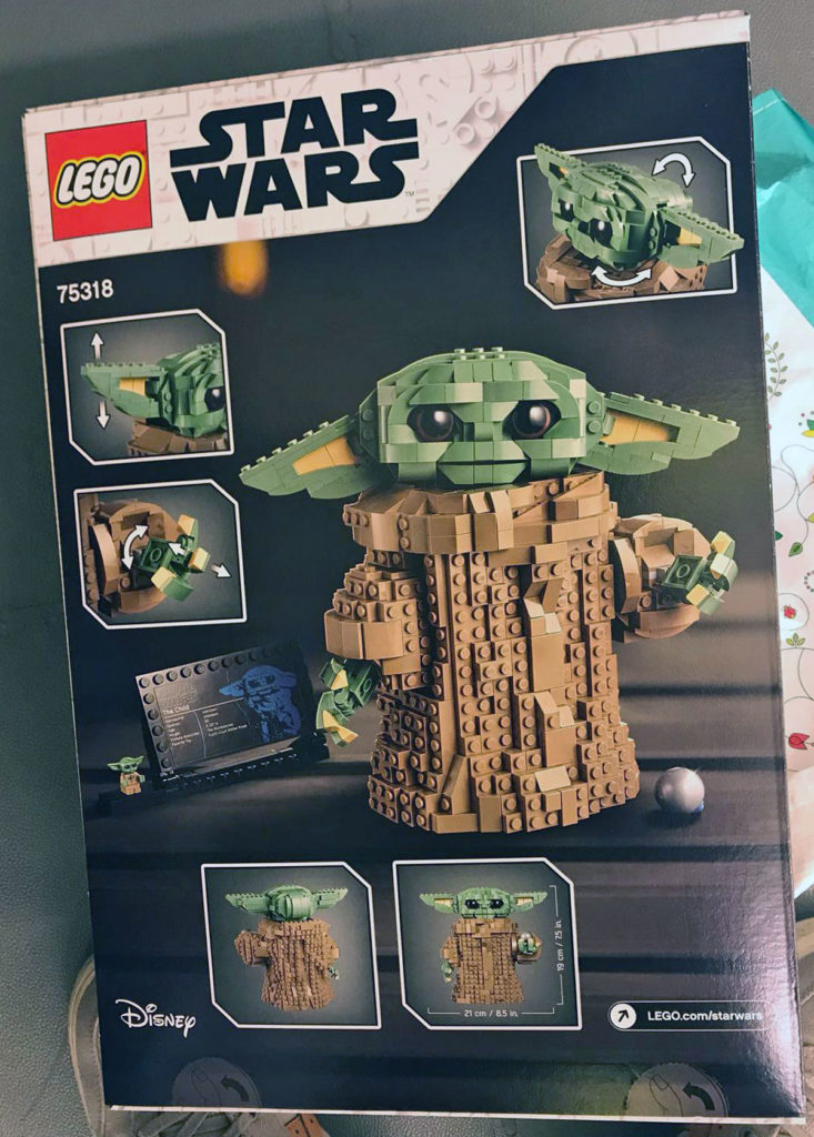 LEGO Star Wars 75318 The Child 2