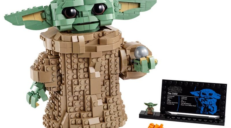 LEGO Star Wars 75318 The Child Baby Yoda Top 20 LEGO sets list