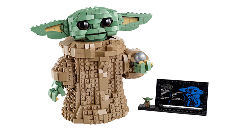 LEGO Star Wars 75318 The Child Baby Yoda Featured