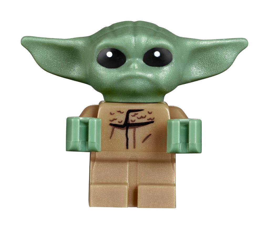 LEGO Star Wars 75318 The Child Baby Yoda Images 1