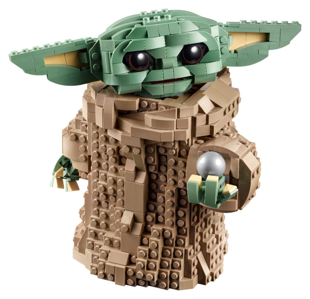 LEGO Star Wars 75318 The Child Baby Yoda Images 11