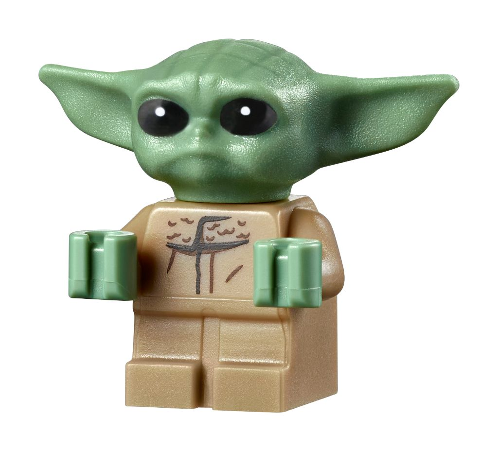 LEGO Star Wars 75318 The Child Baby Yoda Images 12