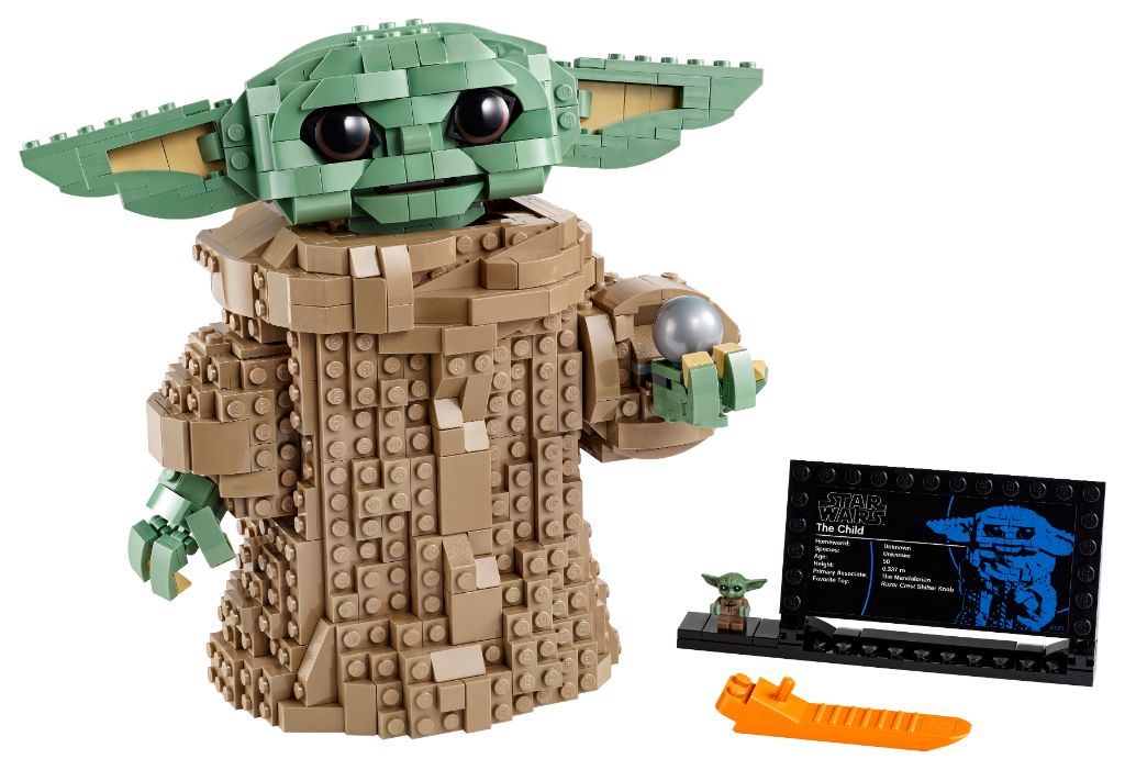 LEGO Star Wars 75318 The Child Baby Yoda Images 16