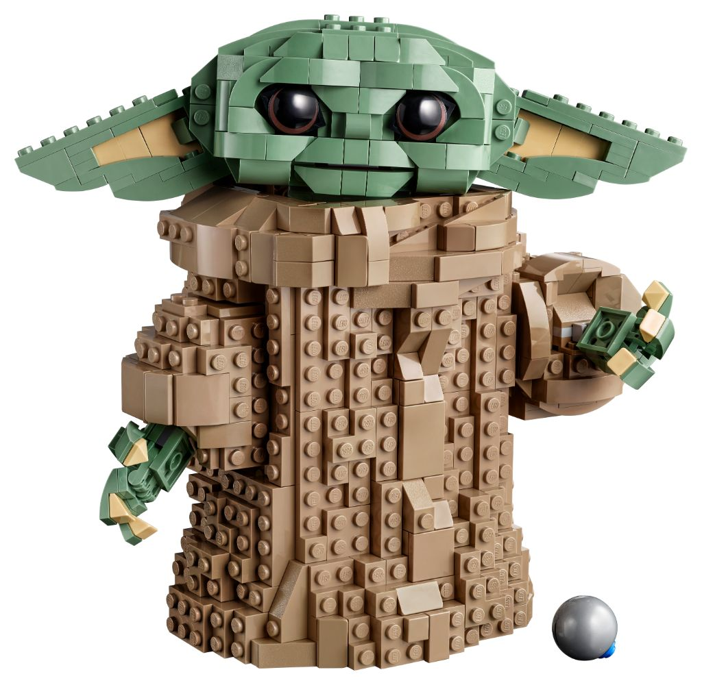 LEGO Star Wars 75318 The Child Baby Yoda Images 2