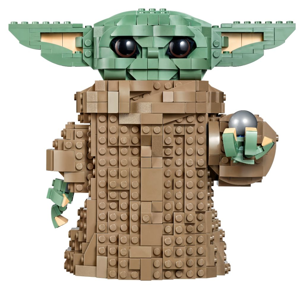 LEGO Star Wars 75318 The Child Baby Yoda Images 4