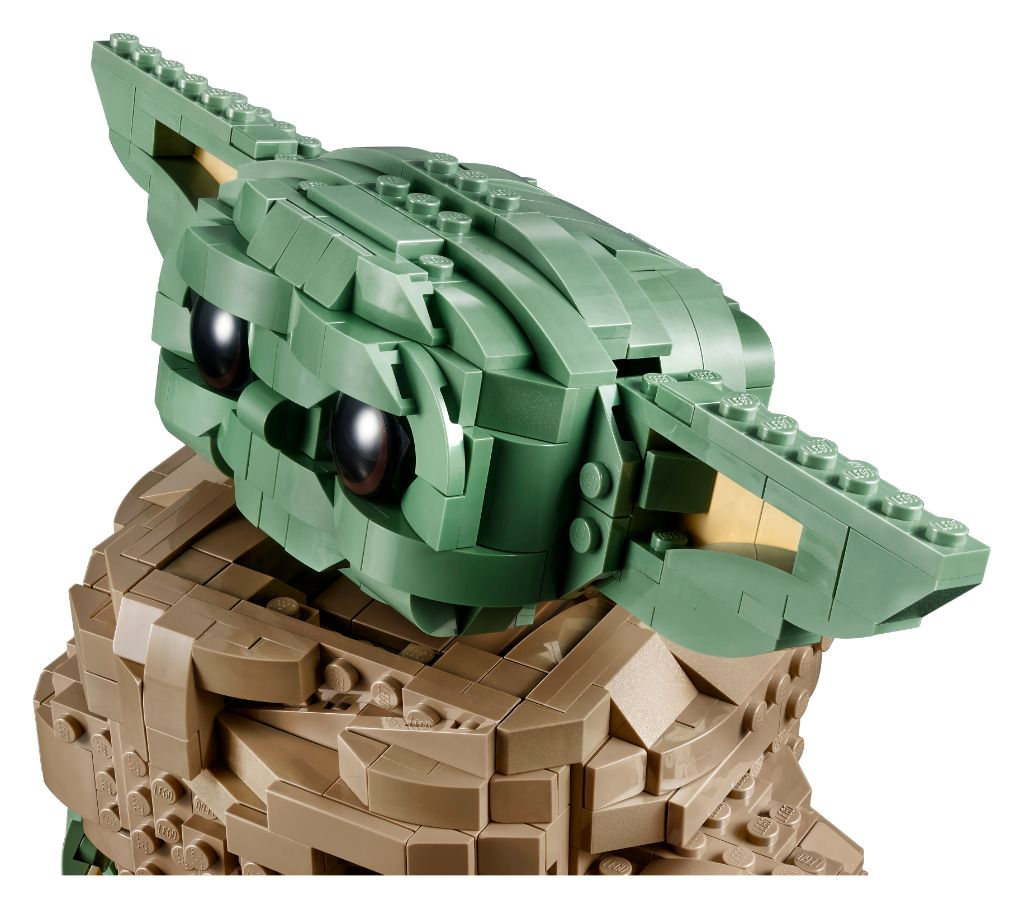 LEGO Star Wars 75318 The Child Baby Yoda Images 5