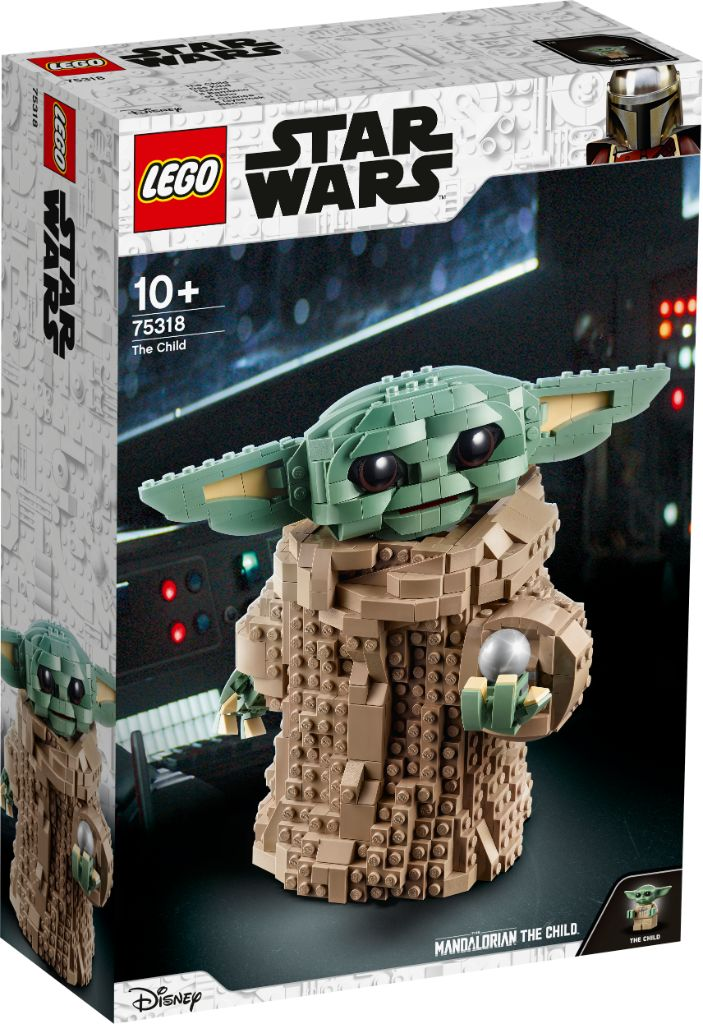 LEGO Star Wars 75318 The Child Baby Yoda Images 6