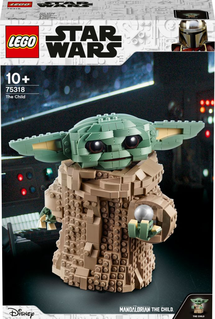 LEGO Star Wars 75318 The Child Baby Yoda Images 8