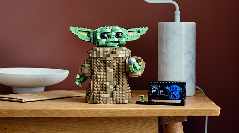 LEGO Star Wars 75318 The Child Baby Yoda Images Featured