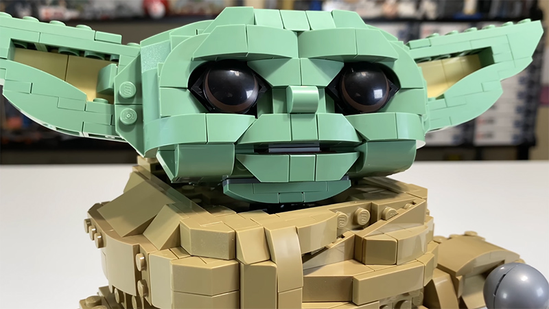LEGO Star Wars 75318 The Child YT Featured
