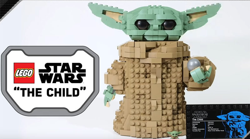 LEGO Star Wars 75318 The Child Build Featured 800x445