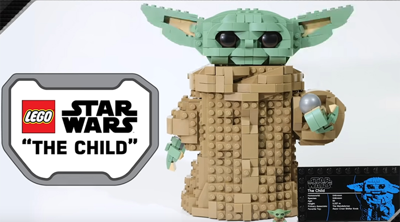 LEGO Star Wars 75318 The Child Build Featured