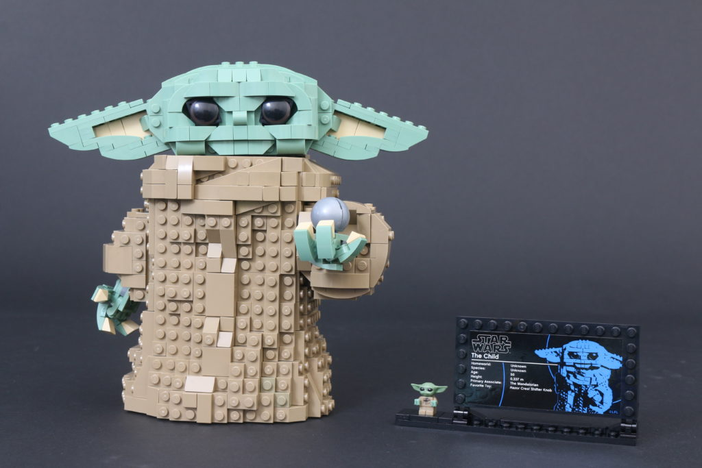 LEGO Star Wars 75318 The Child Review 2