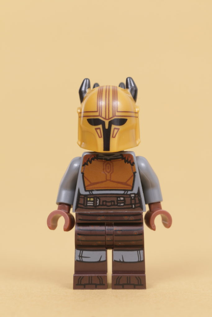LEGO Star Wars 75319 The Armorers Mandalorian Forge review 59