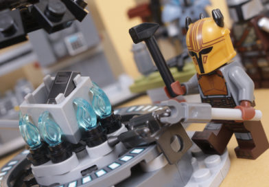LEGO Star Wars 75319 The Armorer's Mandalorian Forge review – hot stuff?