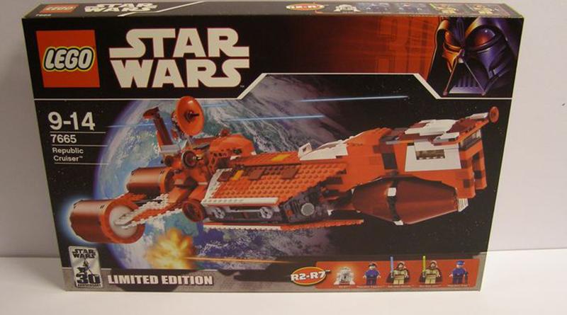 LEGO Star Wars 7665 Catawiki Featured
