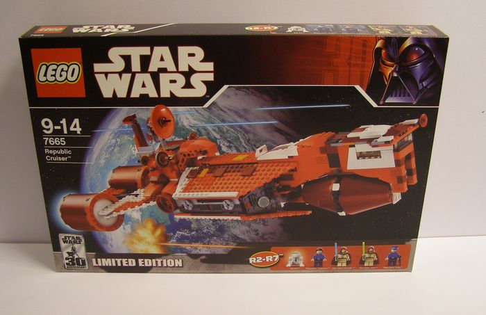 LEGO Star Wars 7665 Catawiki