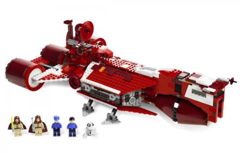 LEGO Star Wars 7665 Republic Cruiser