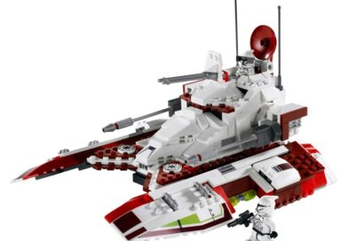 A new LEGO Star Wars tank may be coming in 2022
