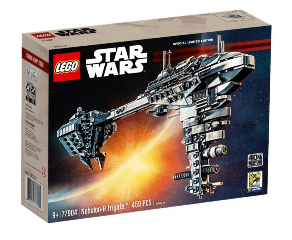 LEGO Star Wars 77904 Nebulon B Frigate 1