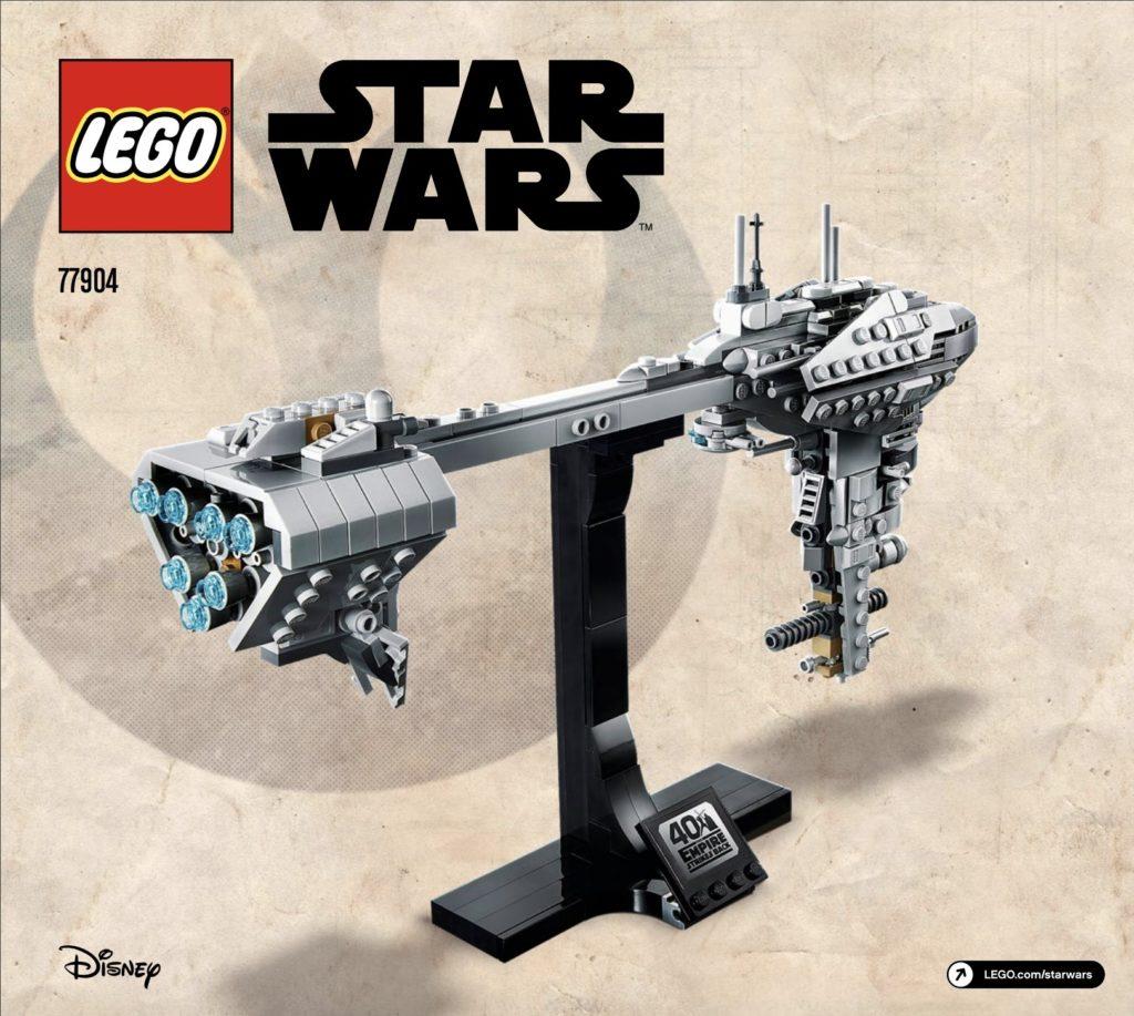 LEGO Star Wars 77904 Nebulon B Frigate 4
