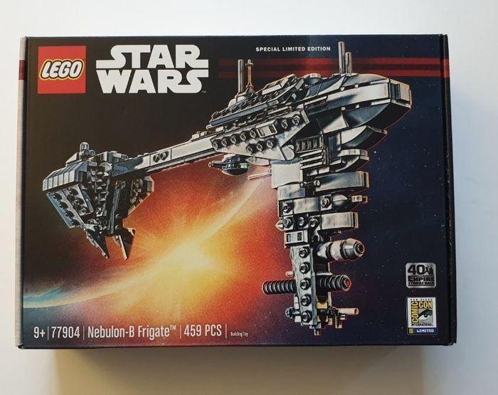 LEGO Star Wars 77904 Nebulon B Frigate Catawiki