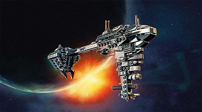 LEGO Star Wars 77904 Nebulon B Frigate Featrued