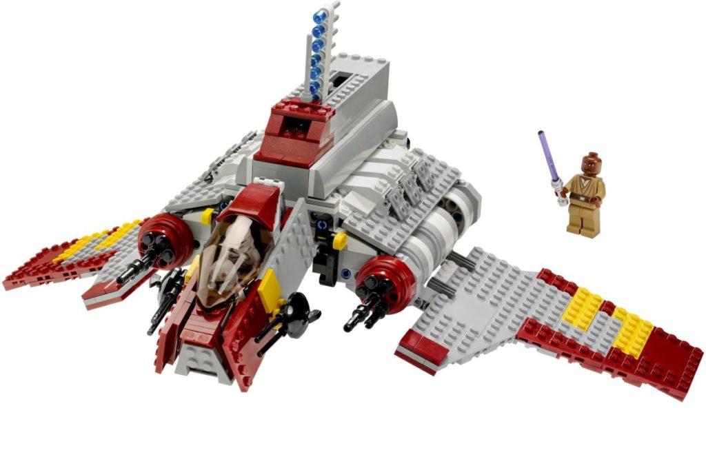 LEGO Star Wars 8019 Republic Attack Shuttle