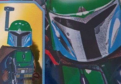 The LEGO Star Wars magazine's Mandalorian minifigure isn't new after all