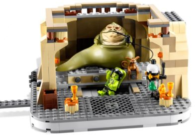 LEGO Star Wars Jabba's Palace rumoured for 2022