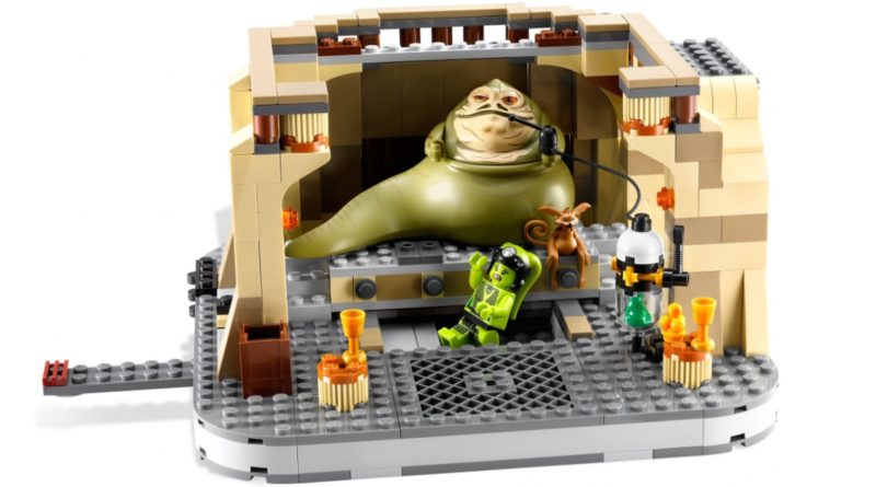 LEGO Star Wars 9516 Jabbas Palace featured